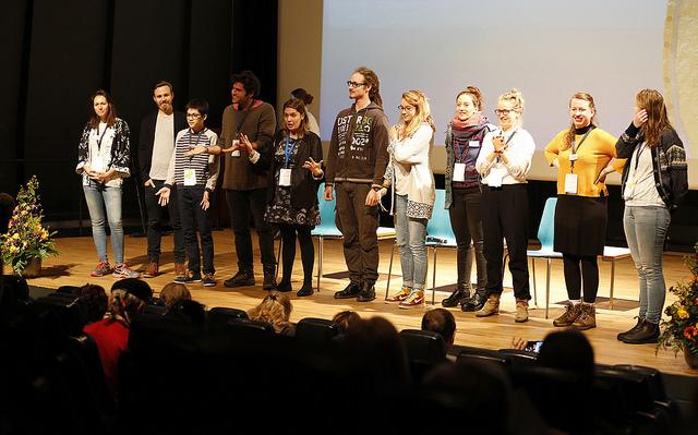 2017 04 Spirit of Humanity Forum Reykjavik Youth 1
