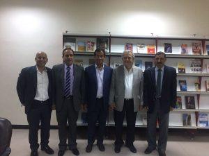 2017 05 Jordan Amman Book Launch Adel Rasheed 3