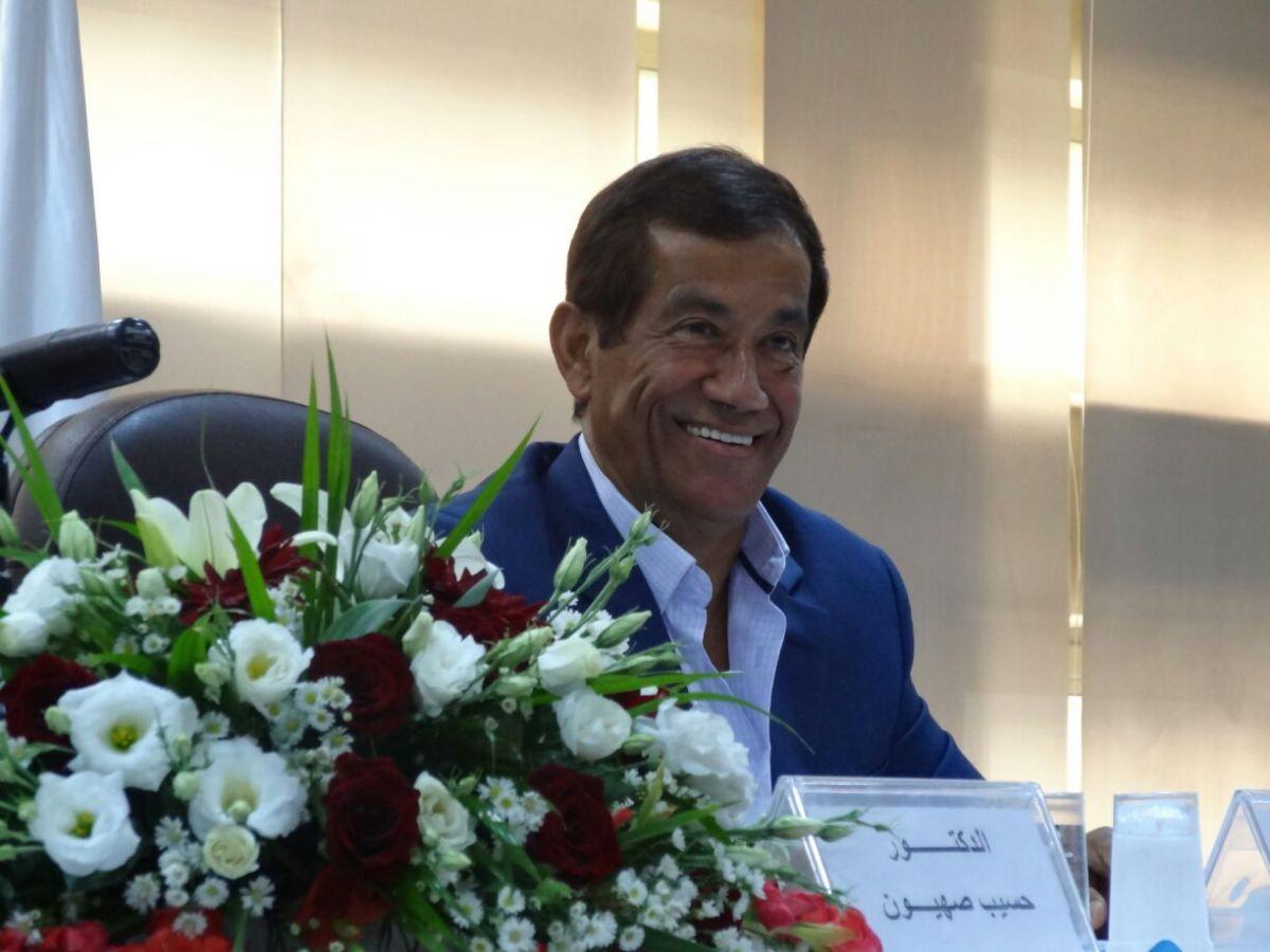 2017 05 Jordan Amman Book Launch Adel Rasheed ADEL portrait
