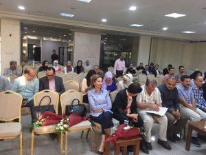 2017 05 Jordan Amman Book Launch Adel Rasheed Audience 1