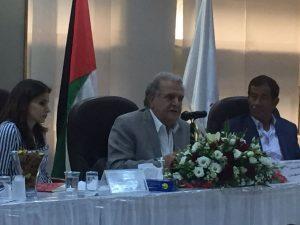 2017 05 Jordan Amman Book Launch Adel Rasheed Panel 4