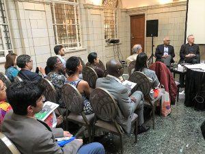 2017 06 16 Islamic Finance Conference London Ronnie Lessem Aneeqa Malik 2