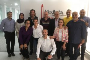 Medlabs in Jordan: Activating the Integral Enterprise through CARE Circles