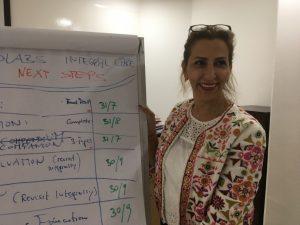 MedLabs Vice President Manar Nimer