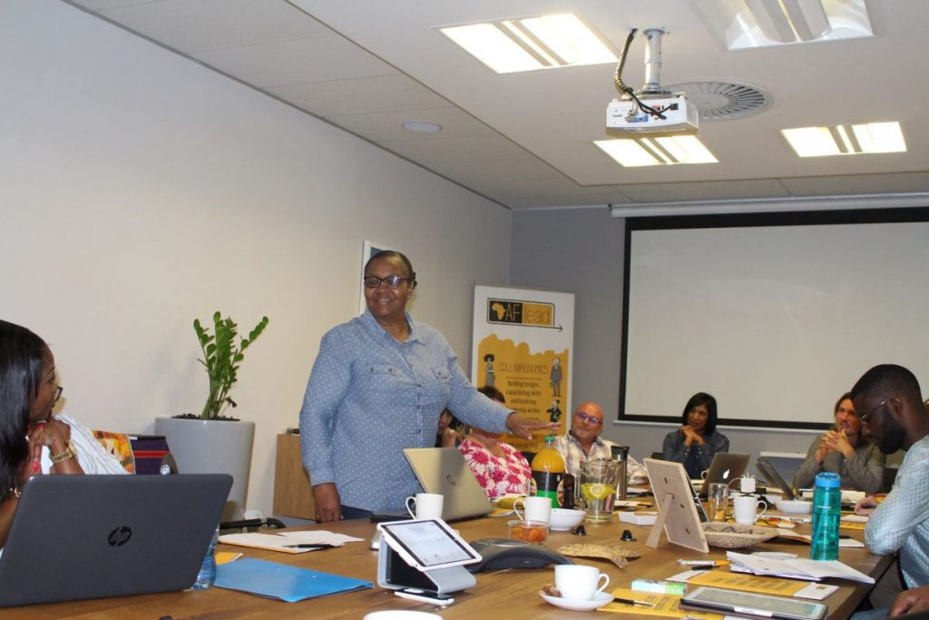 2017 09 12 Johannesburg Integral Africa Roundtable Group 4