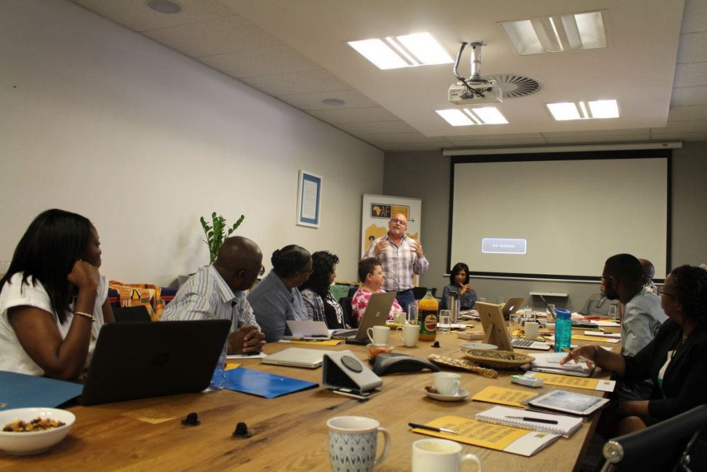 2017 09 12 Johannesburg Integral Africa Roundtable Group 6