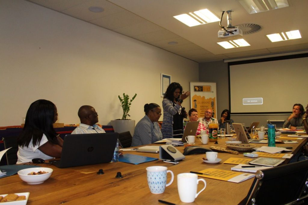 2017 09 12 Johannesburg Integral Africa Roundtable Group 7