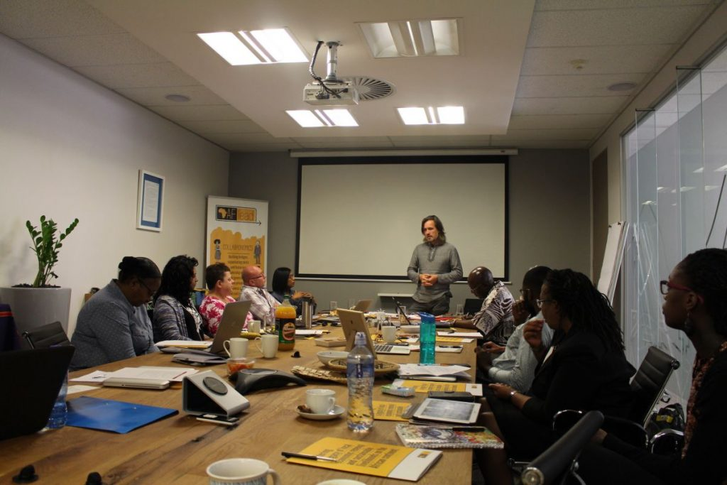 2017 09 12 Johannesburg Integral Africa Roundtable Group 8