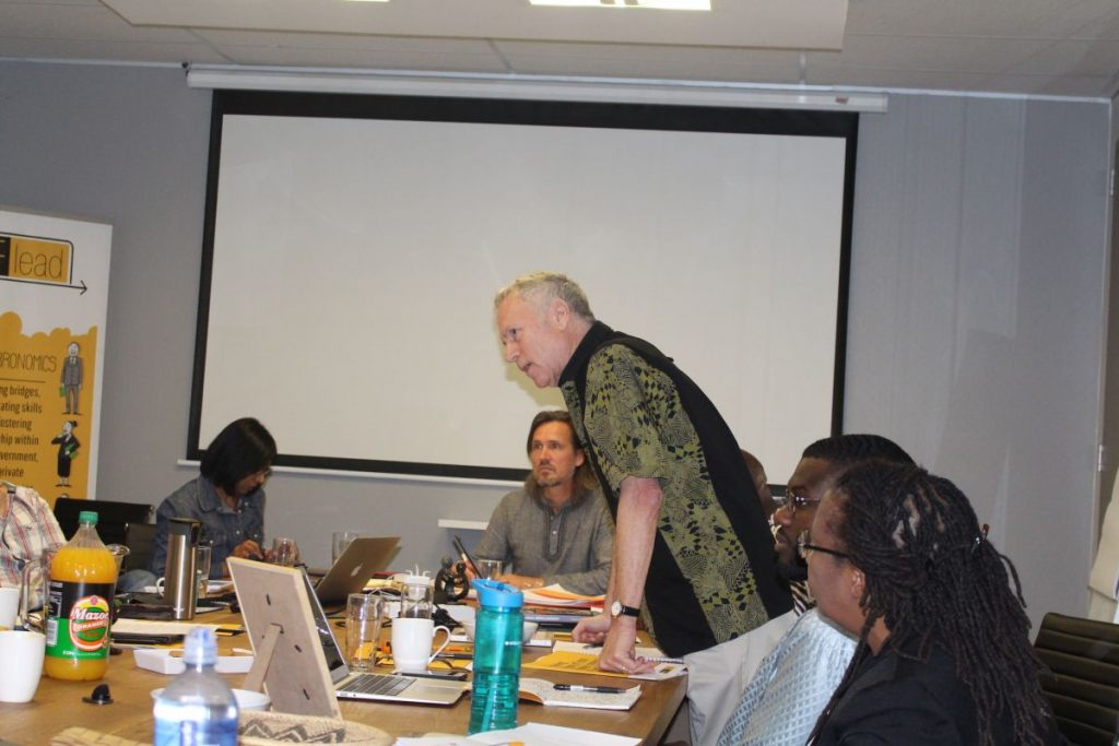 2017 09 12 Johannesburg Integral Africa Roundtable Group 9