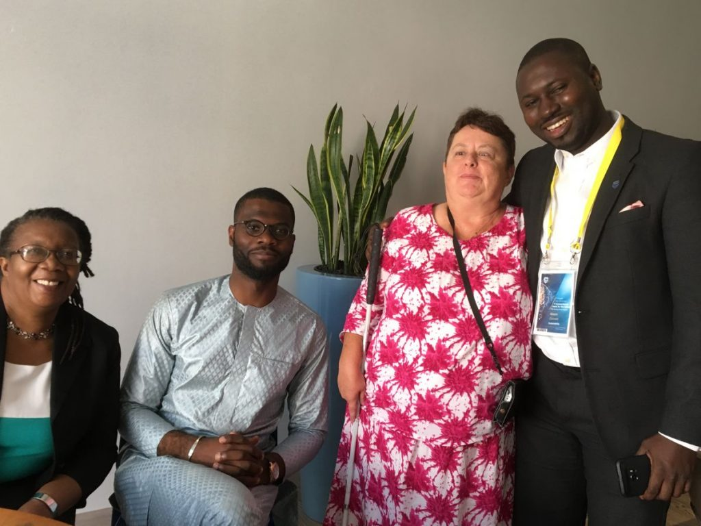 2017 09 12 Johannesburg Integral Africa Roundtable Irene Jean Akeem