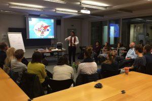Transforum: Reformed Forum of Bern University invites Trans4m for Talk and Workshop on Integral Education