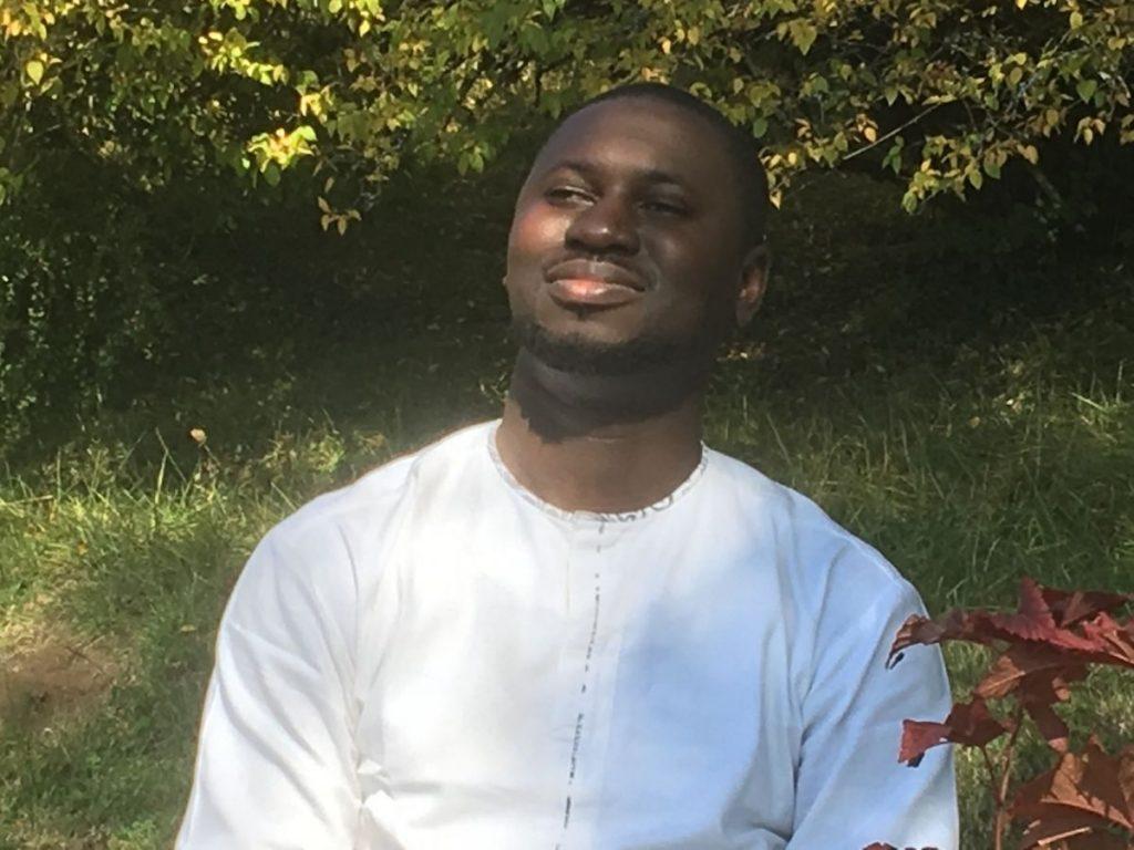 2017 10 Induction PhD PHD Hotonnes Cohort 6 Akeem Oyewale
