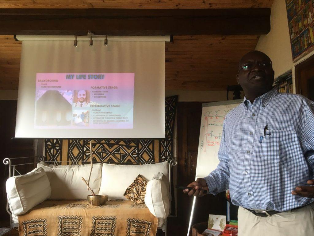 2017 10 Induction PhD PHD Hotonnes Cohort 6 Daud Presentation
