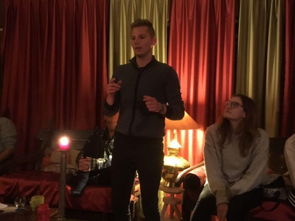 2017 11 05 Hotonnes TA Course Presentation Valentin