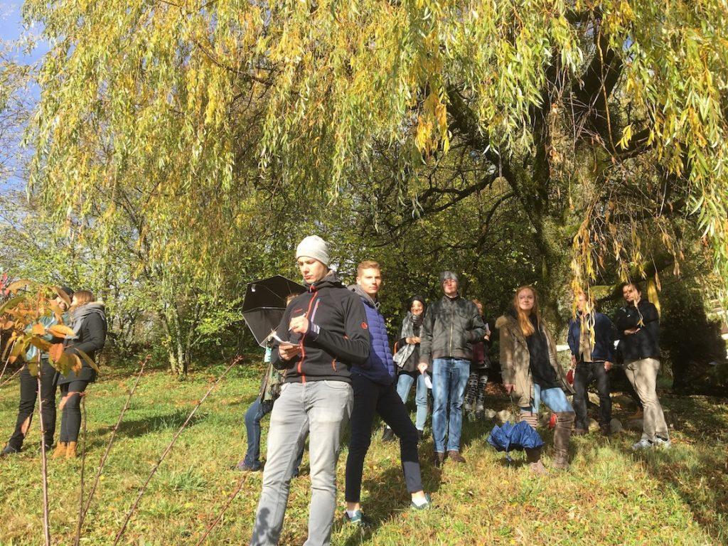 2017 11 05 Hotonnes TA Course St Gallen Outdoor 2