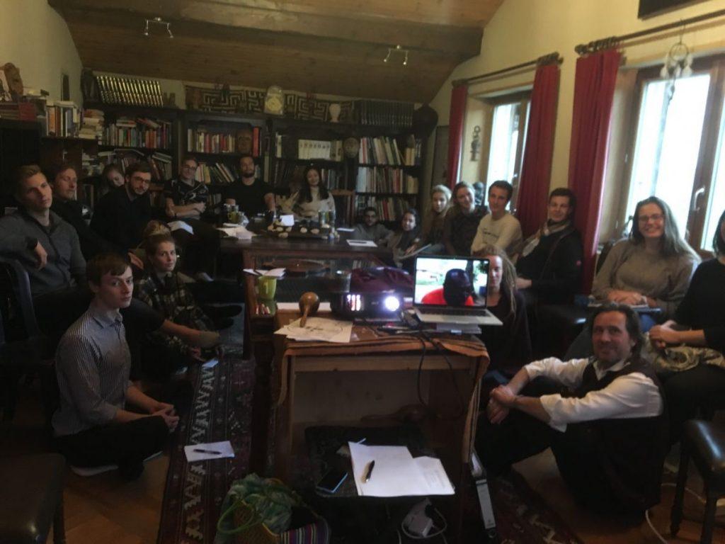 2017 11 05 Hotonnes TA Course with Anselm Adodo 1