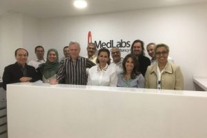 Trans4m in Amman: Supporting MedLabs' Journey as an Integral Enterprise