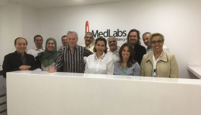 2017 11 11 Amman Medlabs Workshop Group Picture