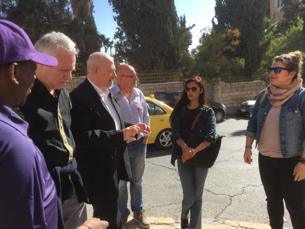 2017 11 12 PhD Module Amman Tour with Raghda 7