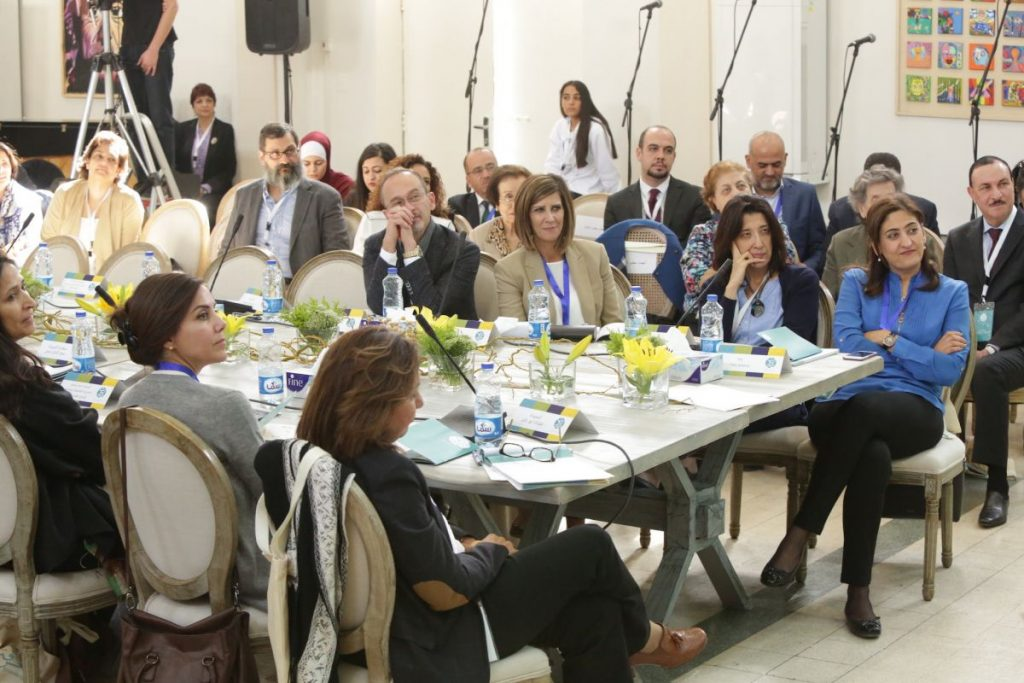 2017 11 18 Amman ASG Integral Education Roundtable 11 Opening Panel C