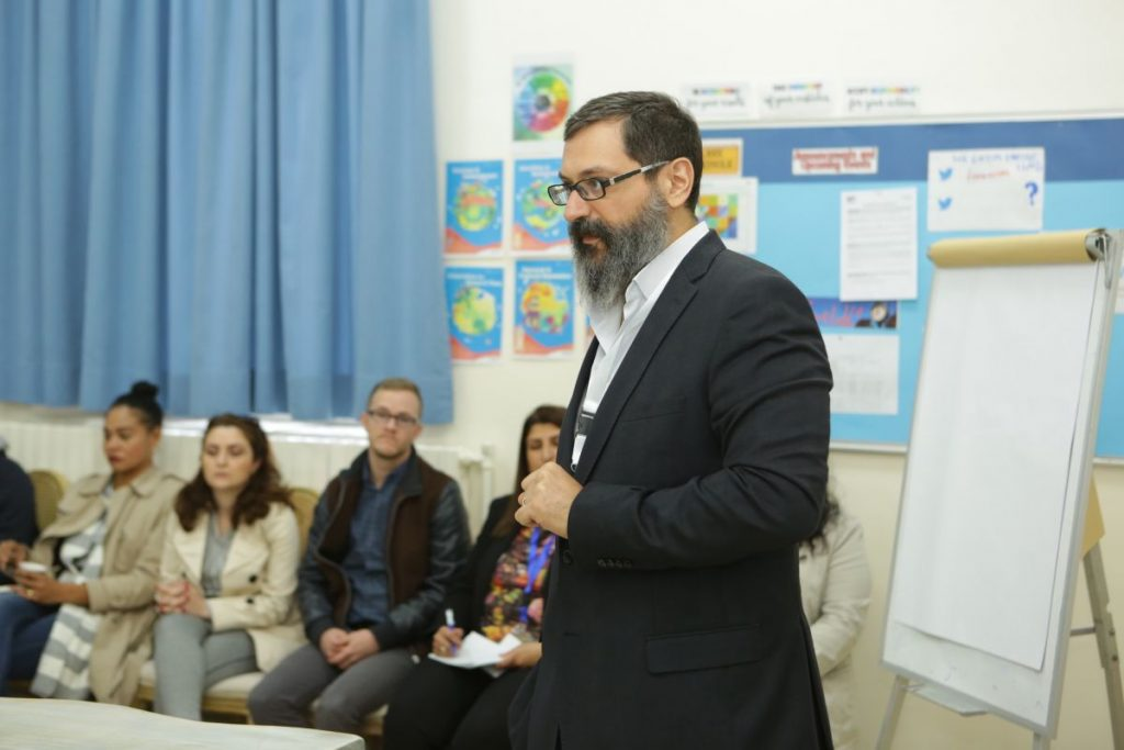 2017 11 18 Amman ASG Integral Education Roundtable 24 with Facilitator Yazan Majaj 1