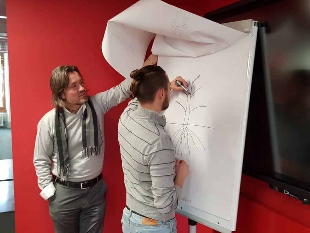 2017 12 13 Valais Sion NOSTRAS Planning Meeting Benjamin Foro Alexander