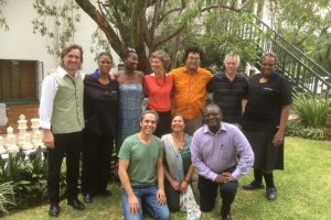 Co-creating a Learning and Innovation Ecology: Trans4m Da Vinci PhD PHD Module in South Africa