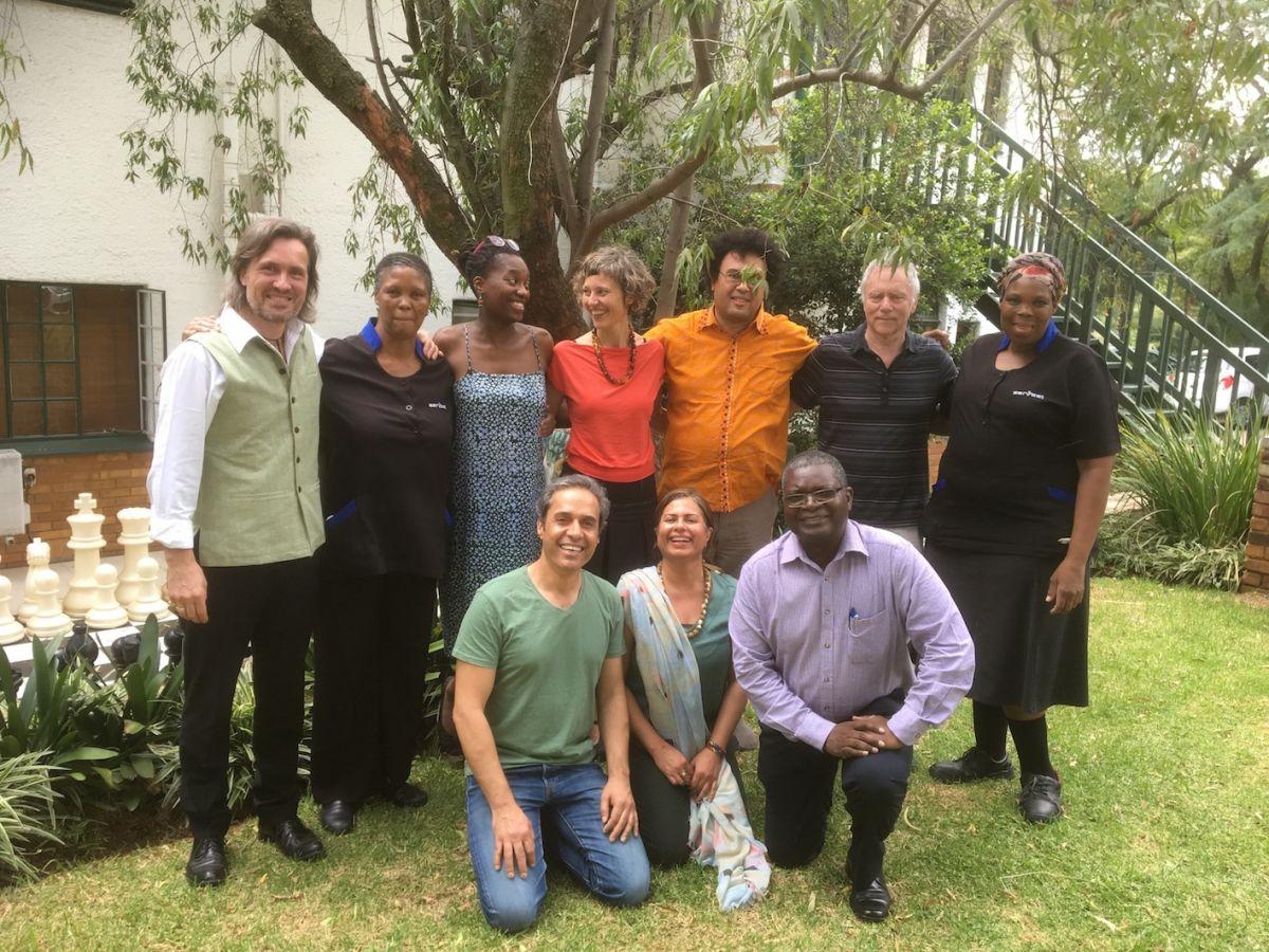 2018 03 12 Trans4m PhD Module Johannesburg Full Group 6