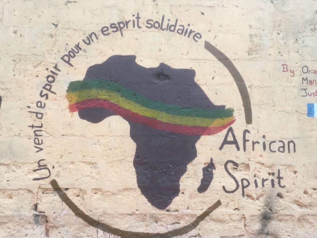 2018 03 18 Tanzania Kigamboni KCC Graffiti 3