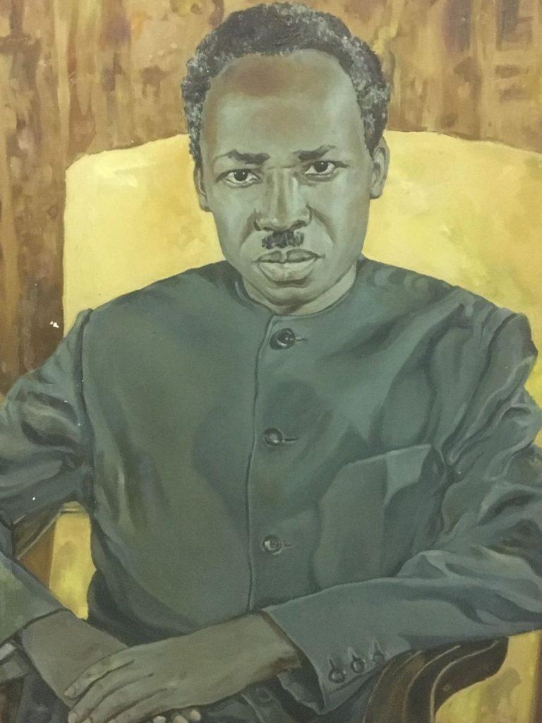 2018 03 18 Tanzania Kigamboni KCC Julius Nyerere 1