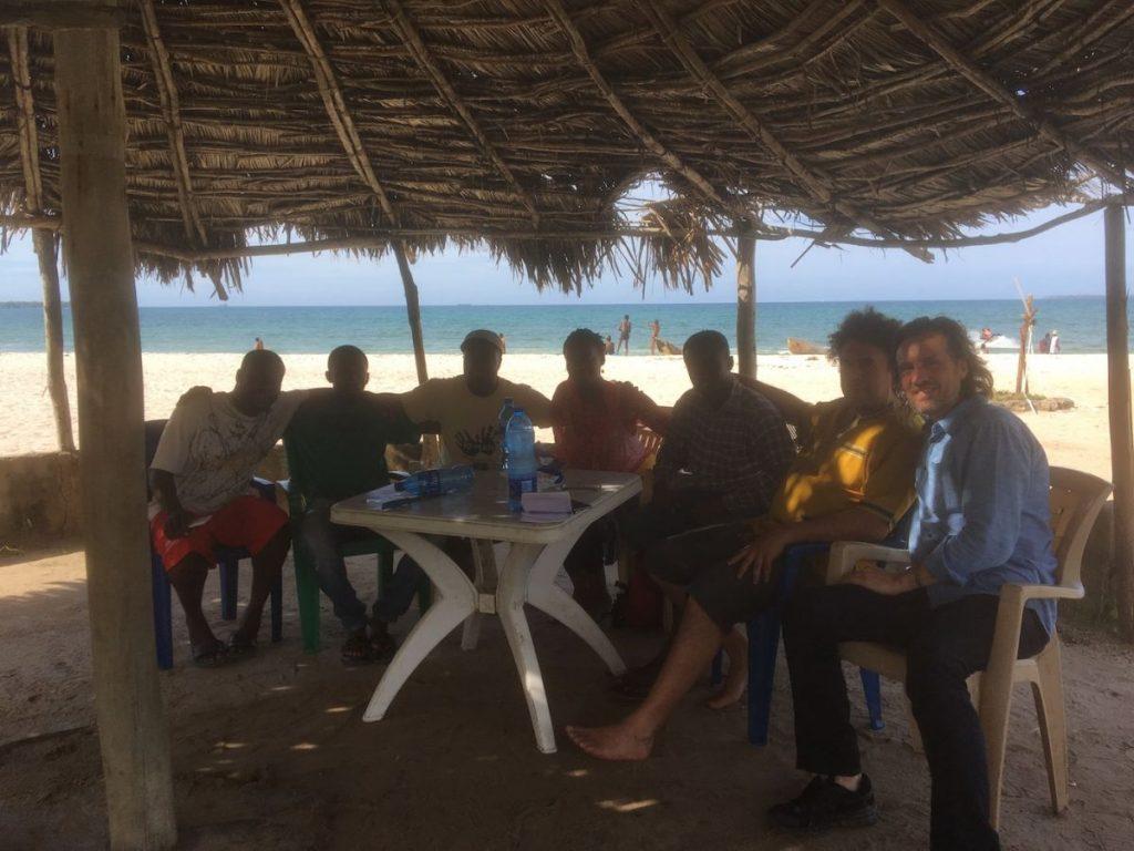 2018 03 18 Tanzania Kigamboni KCC Ujama Enterprise Creative Session 1