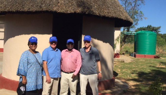 2018 04 Zimbabwe Buhera Homested Daud Taranhike Ronnie Liz
