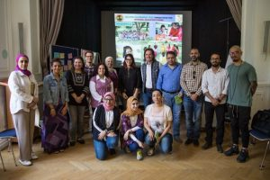 Towards Holistic Co-Creation: Tahrir Lounge and Goethe-Institut invite Trans4m for Workshop in Cairo