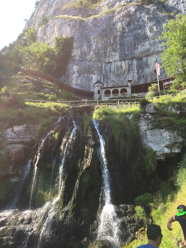 2018 06 18 Switzerland Beatenberg Education Retreat Beatenberg Caves