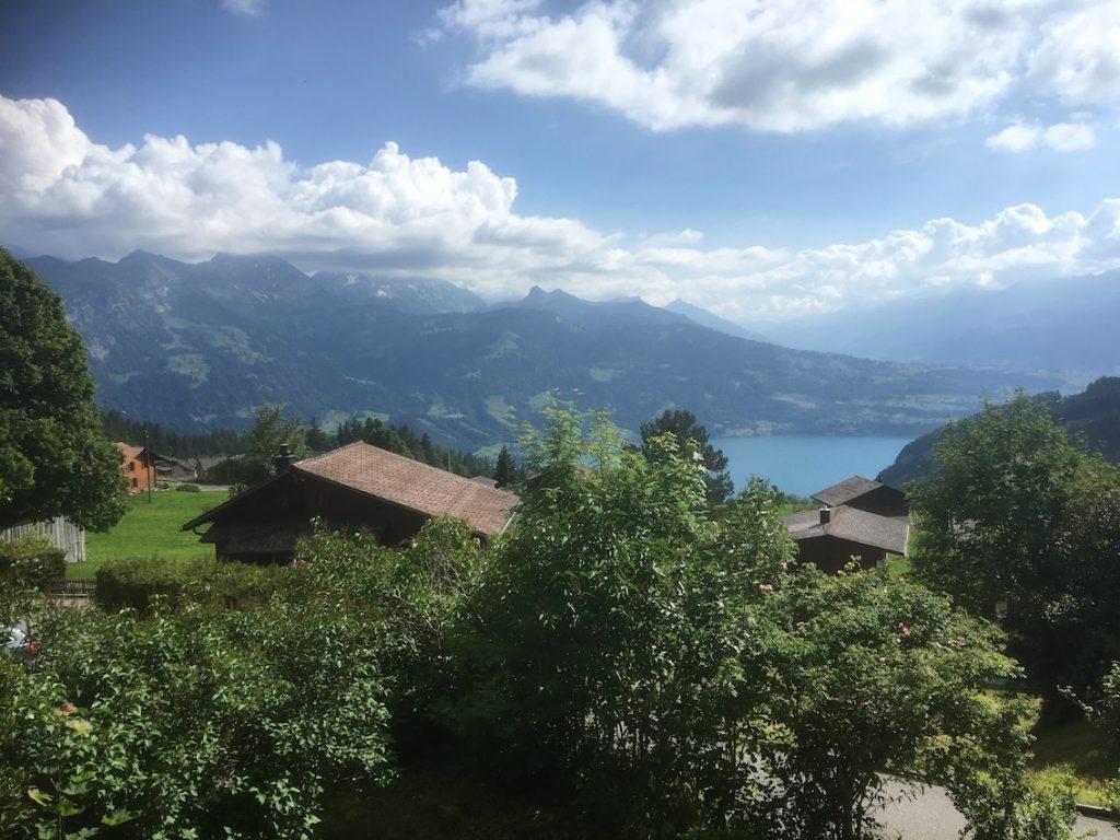 2018 06 18 Switzerland Beatenberg Education Retreat Panorama 1