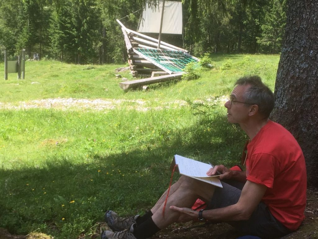 2018 06 18 Switzerland Beatenberg Education Retreat Thomas Schuepbach 1