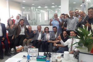 Successful PhD Defense and Community VIVA: Manar Nimer's PhD helps transforming MedLabs in Jordan into an Integral Care-ing Enterprise