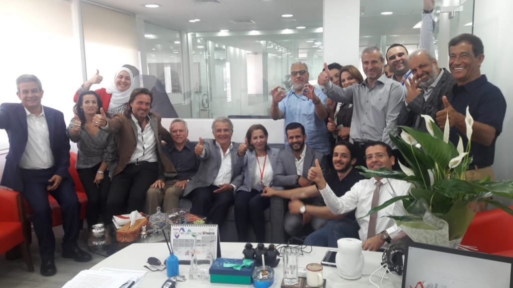 2018 06 26 Amman Manar Nimer Medlabs Academic VIVA Full Group 3