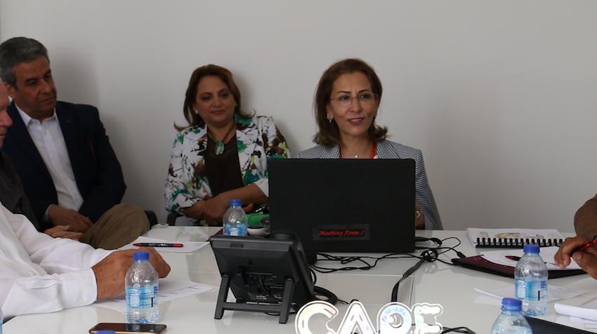 2018 06 26 Amman Manar Nimer Medlabs Academic VIVA MANAR NIMER