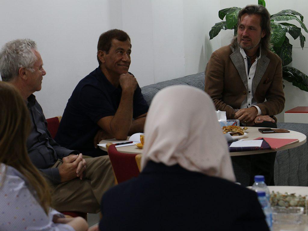 2018 06 26 Amman Manar Nimer Medlabs Community VIVA Adel Alexander Ronnie