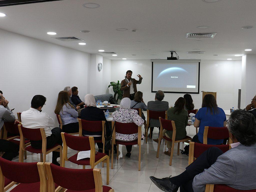 2018 06 26 Amman Manar Nimer Medlabs Community VIVA Alexander 1