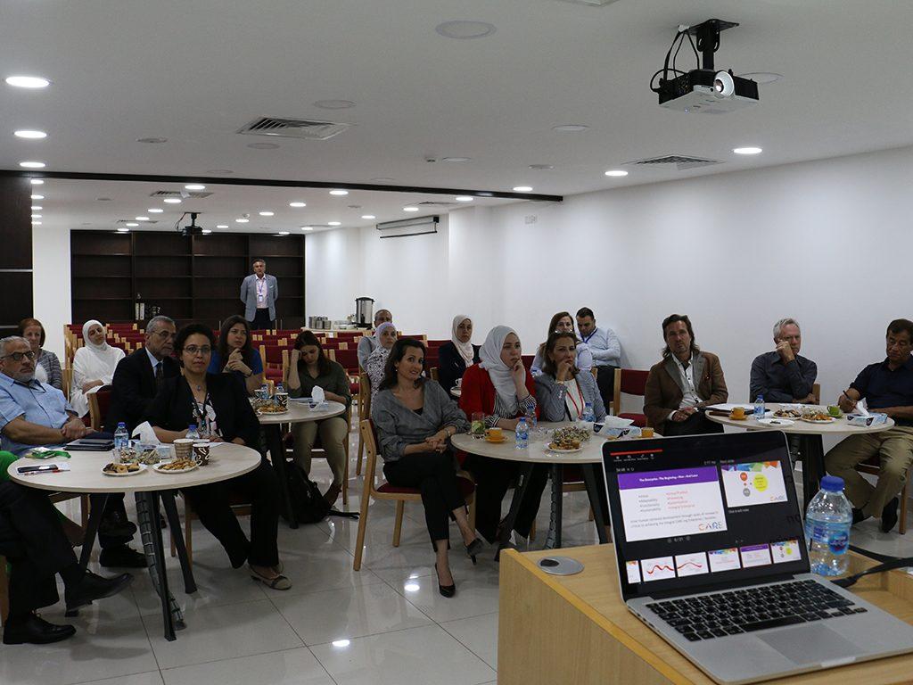 2018 06 26 Amman Manar Nimer Medlabs Community VIVA Audience 1