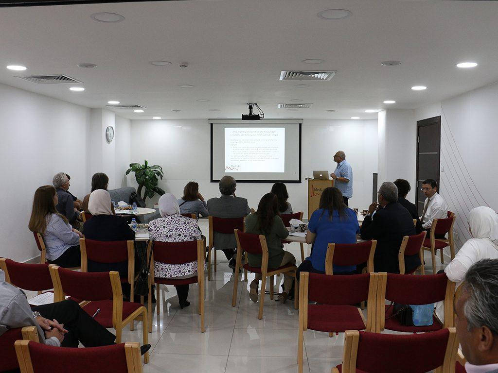 2018 06 26 Amman Manar Nimer Medlabs Community VIVA Presentations 1 Nael