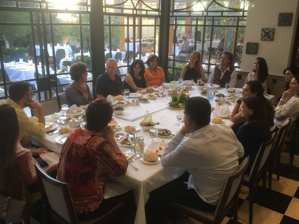 2018 06 27 Tanweer Roundtable Dinner 4