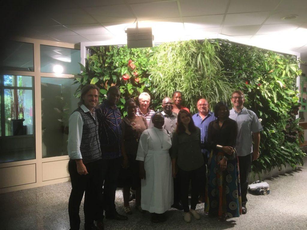 2018 09 11 Slovenia BC Naklo PhD Module Cohort 5 Our Full Group 1