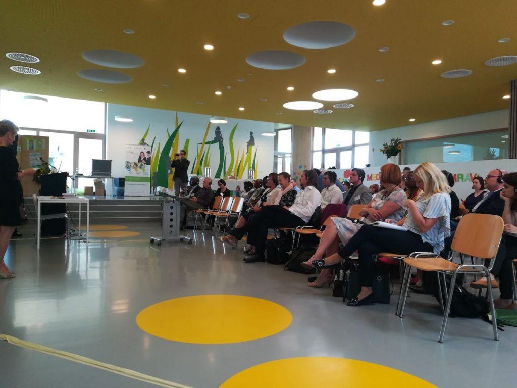 2018 09 13 Slovenia Slovenska Bistrica IGS Conference Audience 1