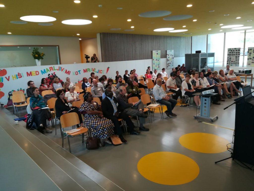 2018 09 13 Slovenia Slovenska Bistrica IGS Conference Audience 3