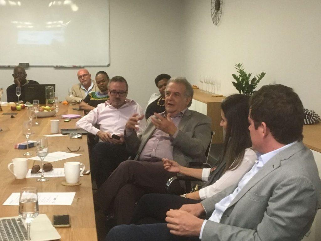 2018 09 21 Johannesburg Integral Enterprise Roundtable Audience Hassib Sahyoun 1