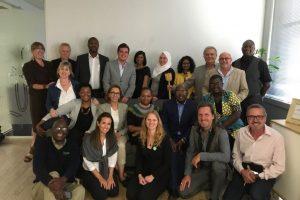 Integral Africa Enterprise Roundtable in Johannesburg: Presenting Role-Models from Egypt, Jordan and Zimbabwe