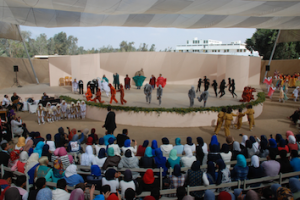 Quasida play at SEKEM's bi-annual festival (2017)